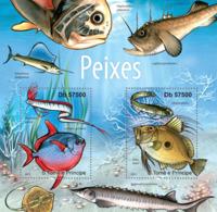 Sao  Tome 2011  Fauna  Fishes - Sao Tome And Principe