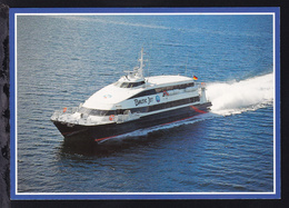 """Katamaran """"Baltic Jet"""" - Dampfer"""