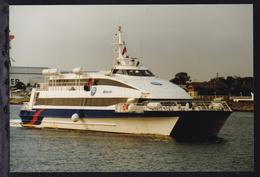 "Foto Katamaran ""Hanse Jet"" - Steamers"