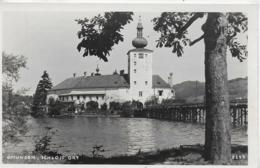 AK 0278  Gmunden - Schloss Orth Um 1930-40 - Gmunden