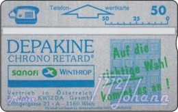 AUSTRIA Private: *Depakine* - SAMPLE [ANK P231] - Austria