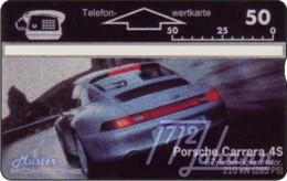 """TWK Österreich Privat: """"Porsche Carrera 4S"""" Gebr. - Austria"""