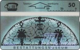 """TWK Österreich Privat: """"Bestattungsmuseum - PV"""" Gebr. - Austria"""