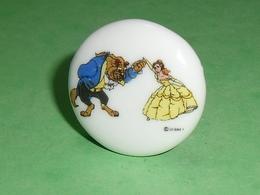 Fèves / Disney : La Belle Et La Bête , Dragée  T87 - Disney