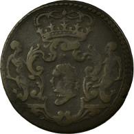 Monnaie, États Italiens, CORSICA, General Pasquale Paoli, 4 Soldi, 1766 - Corse (1736-1768)