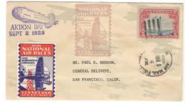19567 - AKRON DAY - Vereinigte Staaten