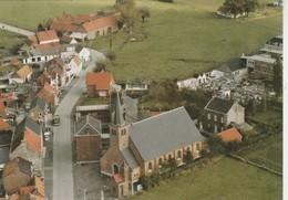La Glanerie ,Rumes ,Eglise St Joseph 1982 ,Reconnaissance Jubilé OR Sacerdotal  1939-1989,Abbé Albert Simon(VOIR VERSO ) - Rumes