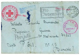 CROCE ROSSA PRIMA GUERRA MONDIALE - Croce Rossa