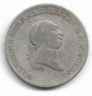 Demi-taler De Wilhelm Ier De Hesse-Kassel, 1819 - Small Coins & Other Subdivisions