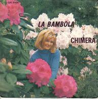 Barbara - Rudy Rickson La Bambola Canta Barbara - Chimera Canta Rudy Rickson G & R 6104 VG+ VG++ - Sonstige - Italienische Musik