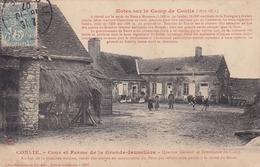 72..Conlie Cour Et Ferme De La Grande Jaunelière...n187 - Conlie