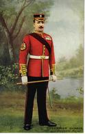 RU Grenadier Guards Sergeant Major Illustrateur ? Raphaël Tuck & Sons OILETTE N°9366 VOIR DOS Knight Photo - Regimientos