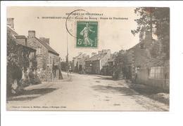 DEP. 61 MONTSECRET N°4 ENTREE DU BOURG - ROUTE DE TINCHEBRAY - France