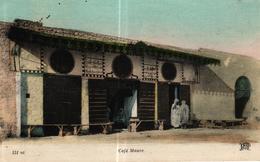 TUNISIE - CAFE MAURE - Tunisie