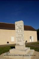Villedieu-sur-Indre (36)-Place Des Justes (Edition à Tirage Limité) - France