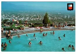 Chile Santiago Piscina Antilén - Chile