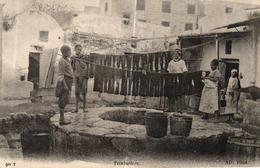 ALGERIE - TEINTURIERS - Berufe