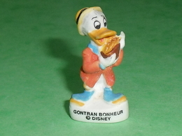 "Fèves / Disney : Gontran Bonheur "" Mat ""  T4 - Disney"