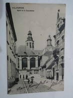 KOV 922 - VILVORDE, EGLISE, CHURCH - Francia