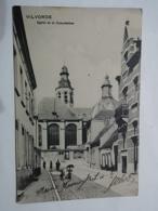 KOV 922 - VILVORDE, EGLISE, CHURCH - France
