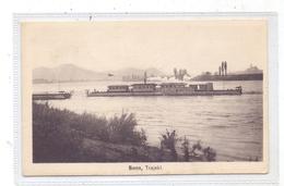 5300 BONN - OBERKASSEL, Trajekt, Rhein - Eisenbahnfähre, 1870 - 1914 - Bonn