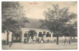 KULA Kutjevo - CROATIA, Seal Bektež, Photo M. Ollrom, Year 1914. - Croacia