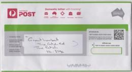 Australia 2019 Domestic Letter With Tracking, Used - 2010-... Elizabeth II