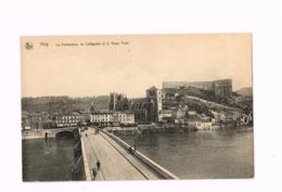 La Forteresse,la Collégiale Et Le Vieux Pont. - Huy