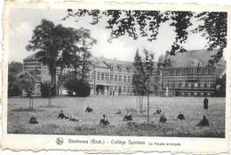 Getinnes NA1: Collège Spiritain. La Façade Principale - Chastre