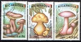 NICARAGUA # FROM 1985 STAMPWORLD 2627-29 - Nicaragua