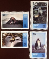 South Georgia 1994 Life In The Freezer Birds Seals MNH - Briefmarken
