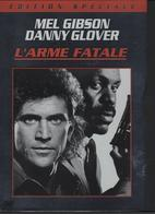 "DVD 1 FILM ""L'ARME FATALE"" MEL GIBSON / DANNY GLOVER - Crime"