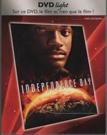 """DVD LIGHT 1 FILM """"INDEPENDENCE DAY"""" WILL SMITH - Policiers"""