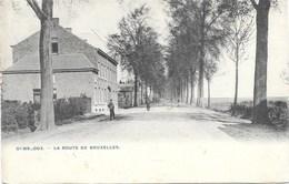 Gembloux NA32: La Route De Bruxelles 1906 - Gembloux