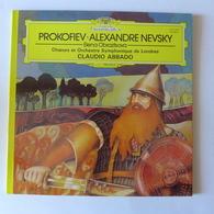 LP/ Prokofiev - Alexandre Nevsky / Elena Obraztsova, Claudio Abbado, Orchestre Symphonique De Londres - Klassiekers