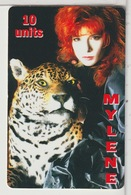MYLENE FARMER - Characters