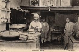 ALGERIE - RESTAURANT ARABE - Berufe