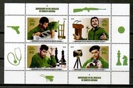 Cuba 2018 / Che Guevara Chess Photography MNH Ajedrez Fotografía Schach / Cu13131  18-31 - Sin Clasificación