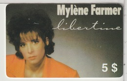 MYLENE FARMER - Personajes