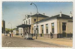 95 - Argenteuil -    La Gare - Argenteuil