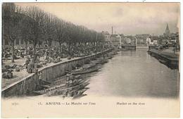 Amiens / Le Marché Sur L'eau, Barques D'hortillons - Amiens