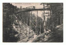 STUBAITALBAHN:  BRUCKE  BEI  KREIT -  PHOTO  -  KLEINFORMAT - Eisenbahnen