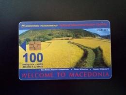 Macedonia Phonecard - Macedonia