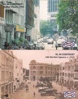 Malaysia, GPT Phone Card, Kuala Lumpur Scenic Views (2-Cards) - Malaysia