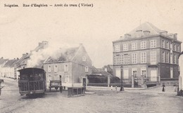 619 Soignies Rue D Enghien Arret Du  Tram(vivier) - Tramways