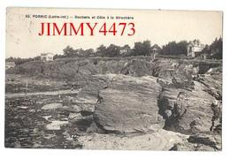 CPA - Rochers Et Côte à La Birochère  - PORNIC 44 Loire Inf. - N° 63 - Edit. F. Chapeau - Pornic