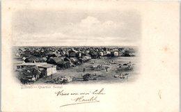 Afrique - Djibouti - Quartier Somal (manque Au Dos) - Gibuti