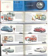 Belle Publicité VW  Coccinelles, Karmann, Combi 1960 - Werbung