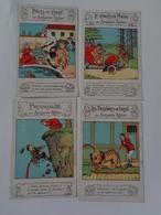 6 Images De Benjamin Rabier - Vieux Papiers