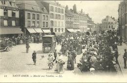 ( SAINT OMER )( 62 PAS DE CALAIS ) ( MARCHE ) MARCHE AUX VOLAILLES - Saint Omer